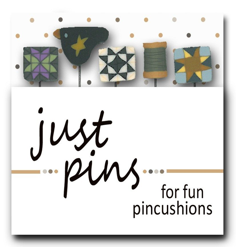 JABC - Just Pins - Around the Block
