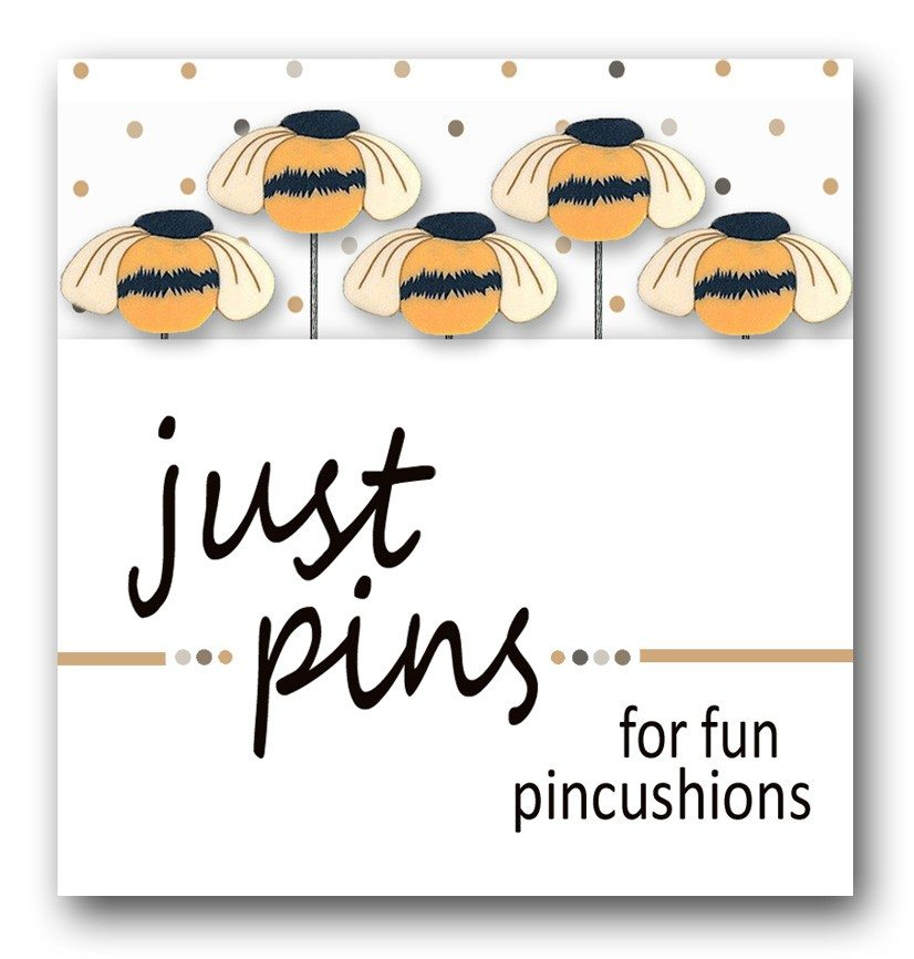 JABC - Just Pins - Just Bees