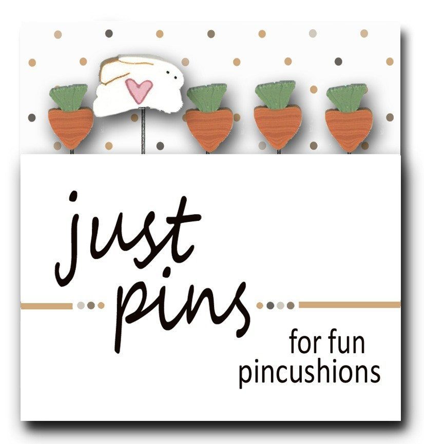 JABC - Just Pins - Carrot Patch
