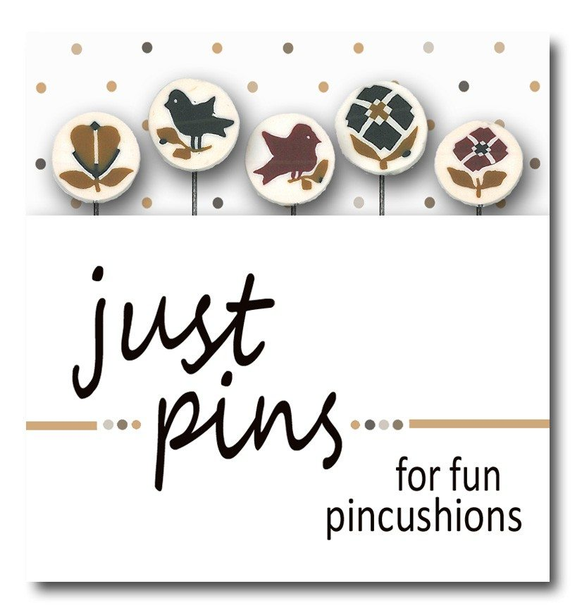 JABC - Just Pins - Sampler Stitches