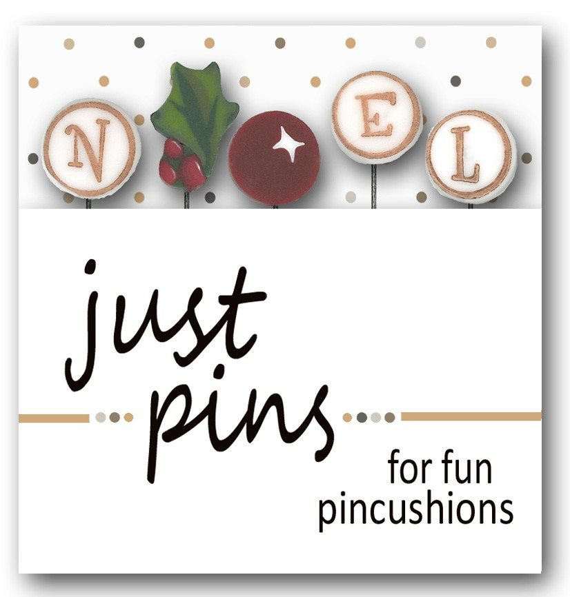 JABC - Just Pins - N is for Noel