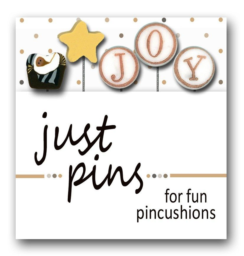 JABC - Just Pins - J is for Joy