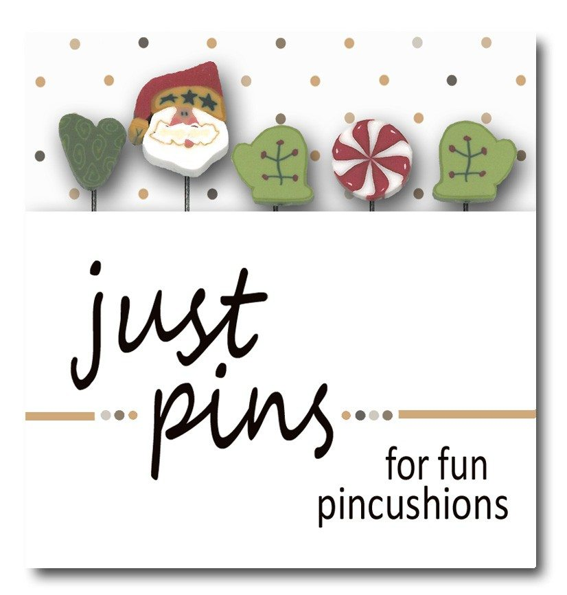JABC - Just Pins - Warm Mittens