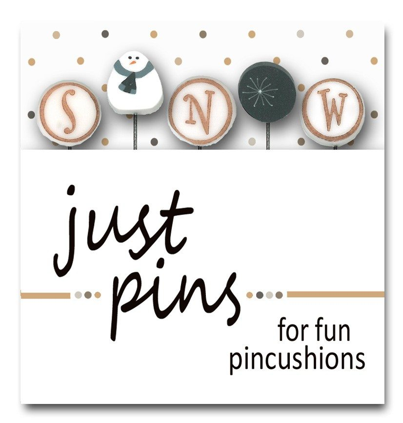 JABC - Just Pins - S is for Snow