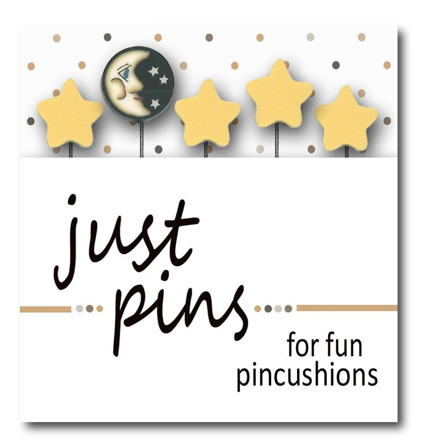 JABC - Just Pins - Moon & Stars