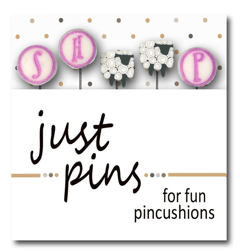 JABC - Just Pins - S is for Sheep