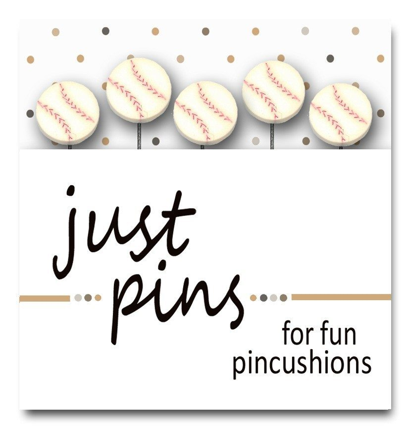 JABC - Just Pins - Just Baseballs