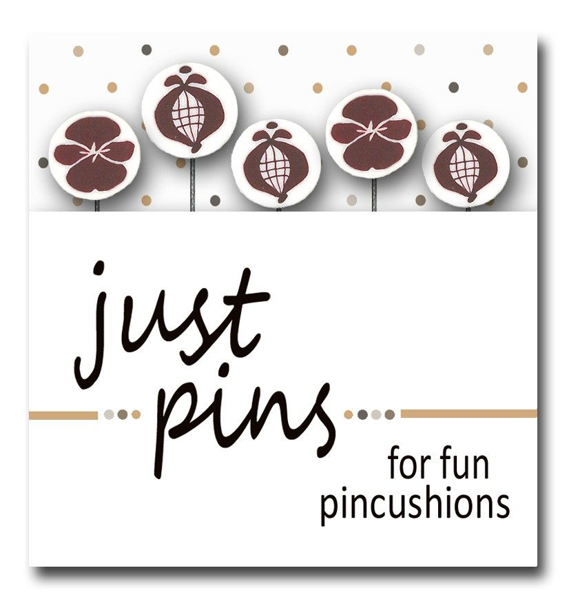 JABC - Just Pins - Pomegranate Stitches