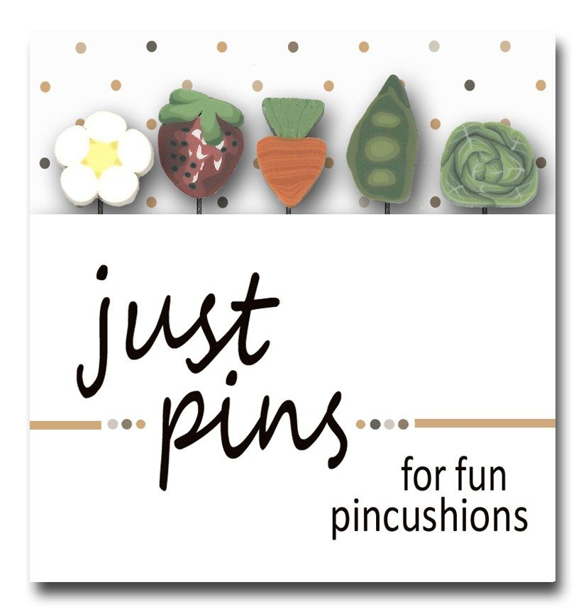 JABC - Just Pins - Fresh Vegetables