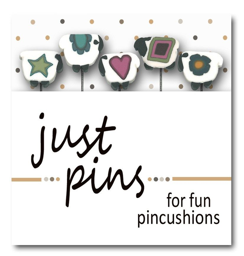 JABC - Just Pins - Wooly Sheep