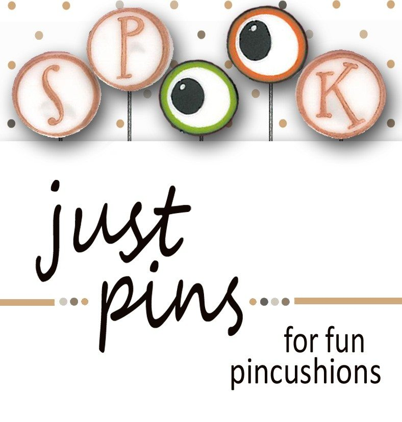 googly eye pins - Just Another Button Company