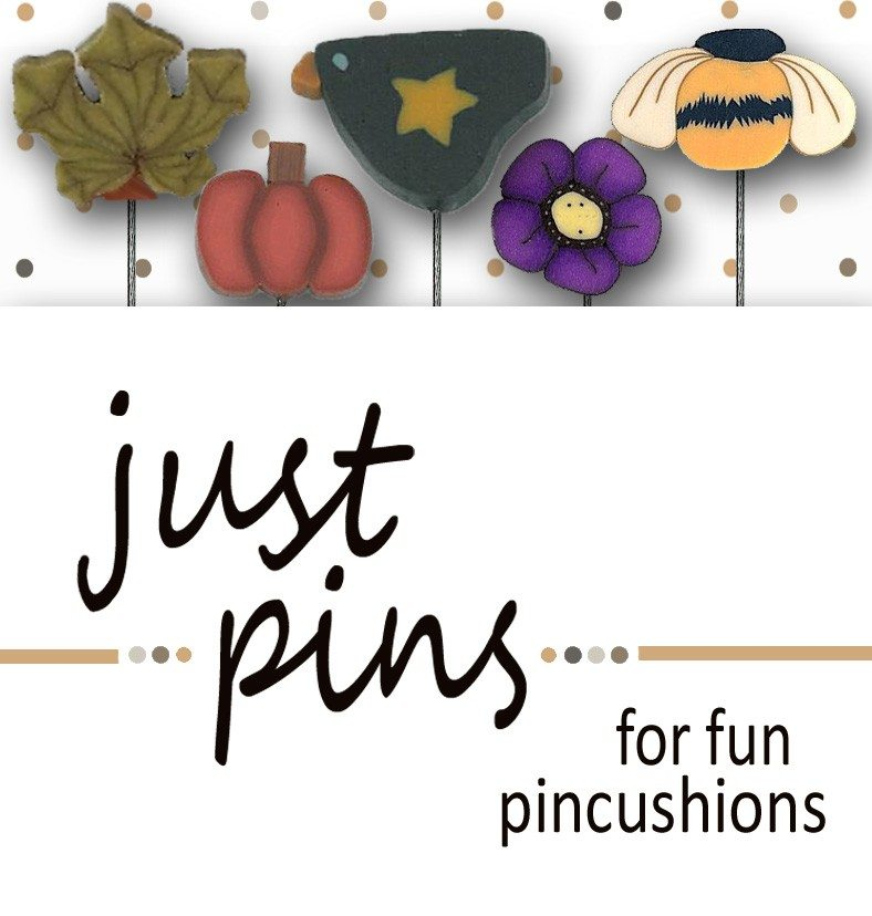 Just Pins ; Pumpkin Harvest