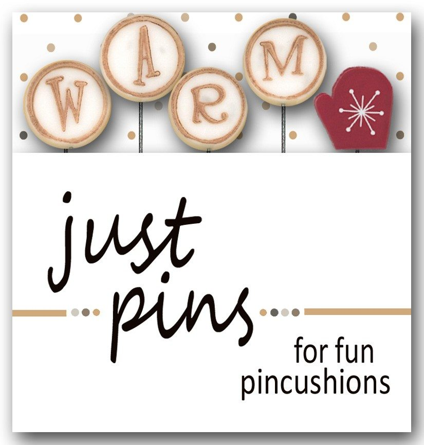 JABC - Just Pins - W is for Warm