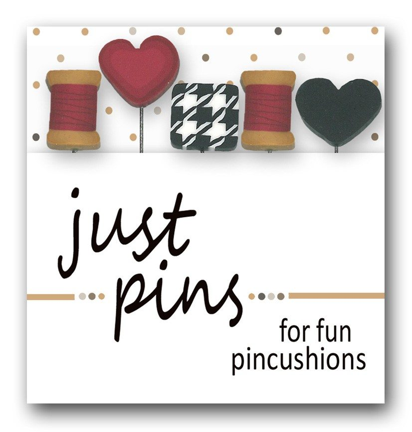 JABC - Just Pins - Stitch & Sew