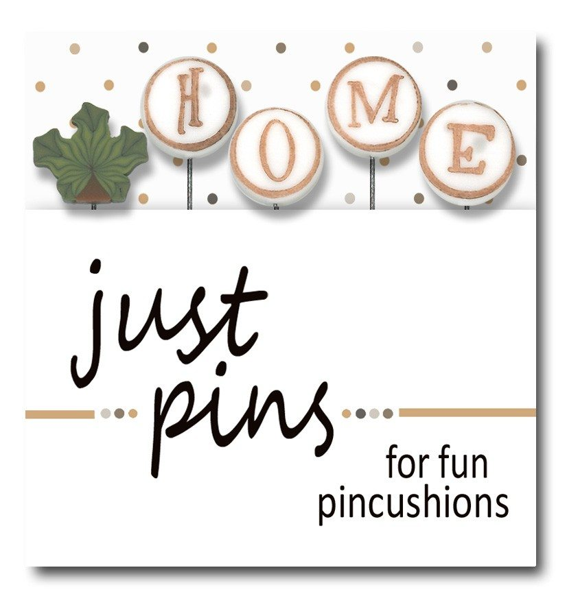 JABC - Just Pins - H is for Home