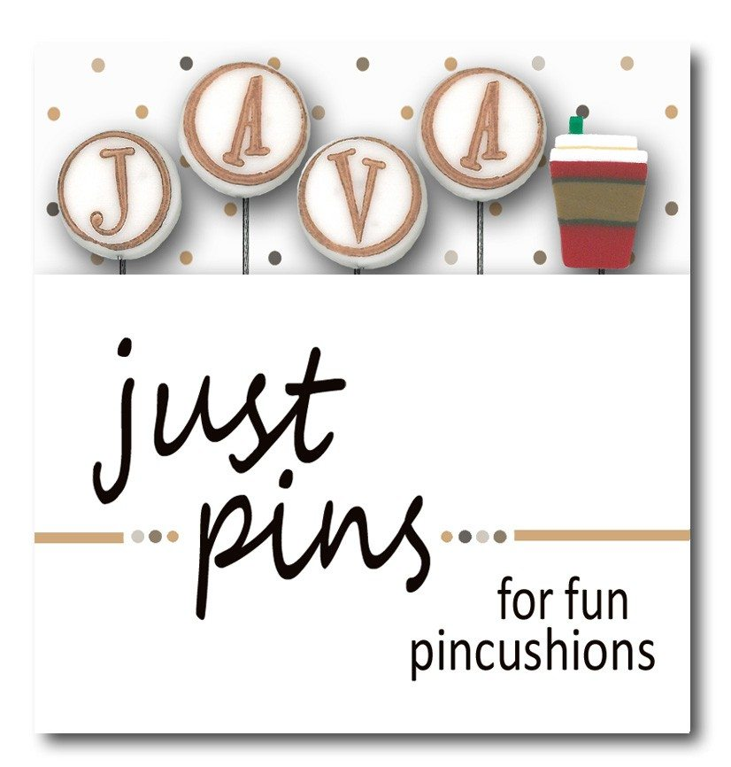 JABC - Just Pins - J is for Java