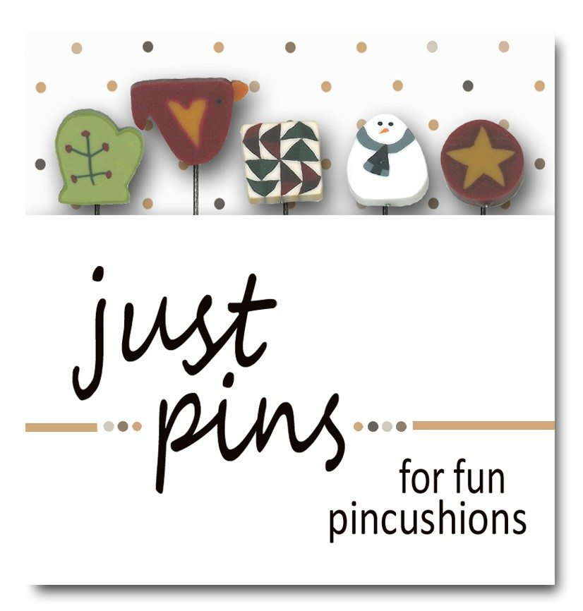 Just another button company pin pack pine tree pins
