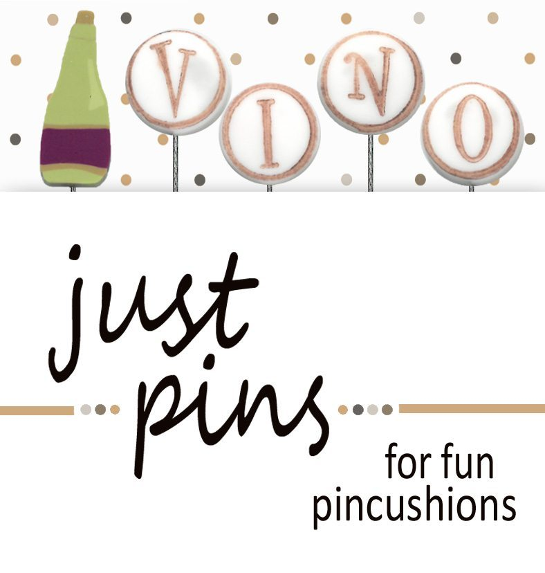 JABC - Just Pins - V is for Vino