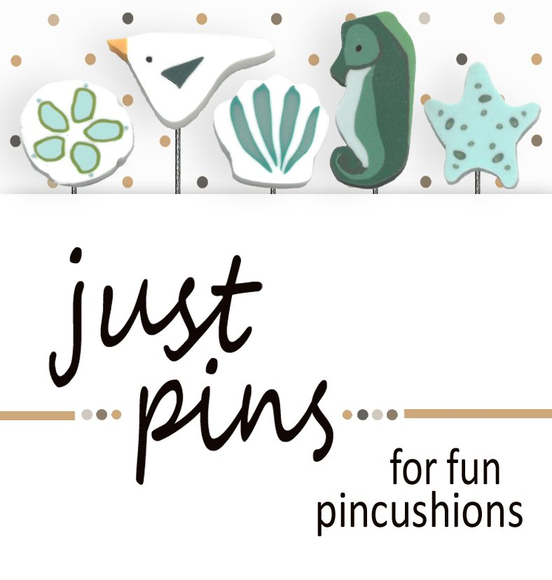 Just Pins - Tidepool