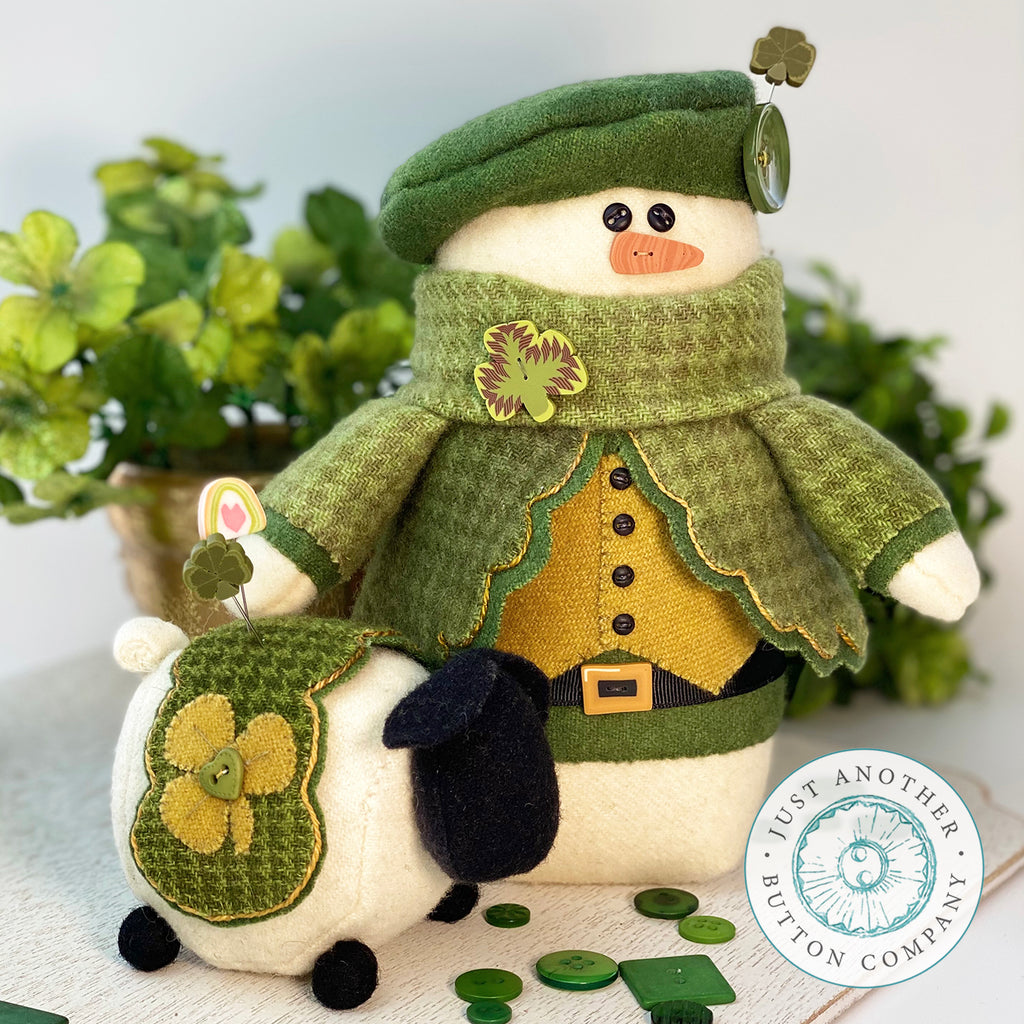 Kerry & Cork Snow Tuffets Pattern PDF