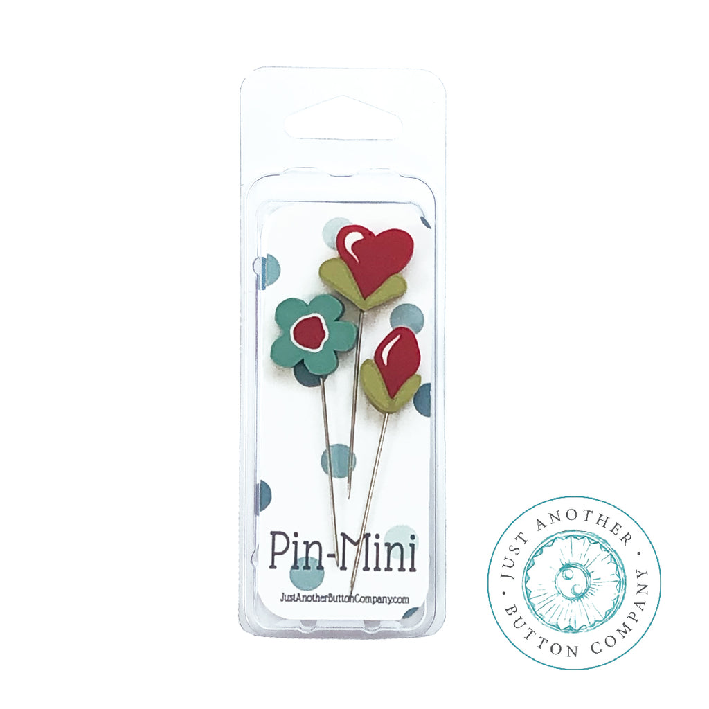 Pin-Mini: Love Blooms (Limited Edition)