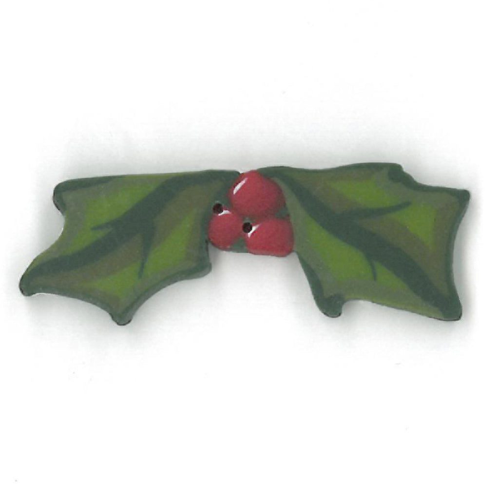 medium holly sprig