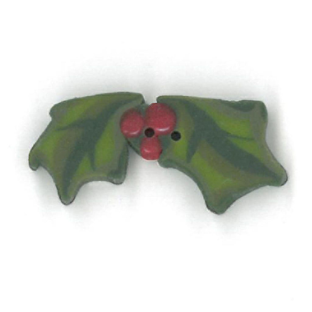 small holly sprig