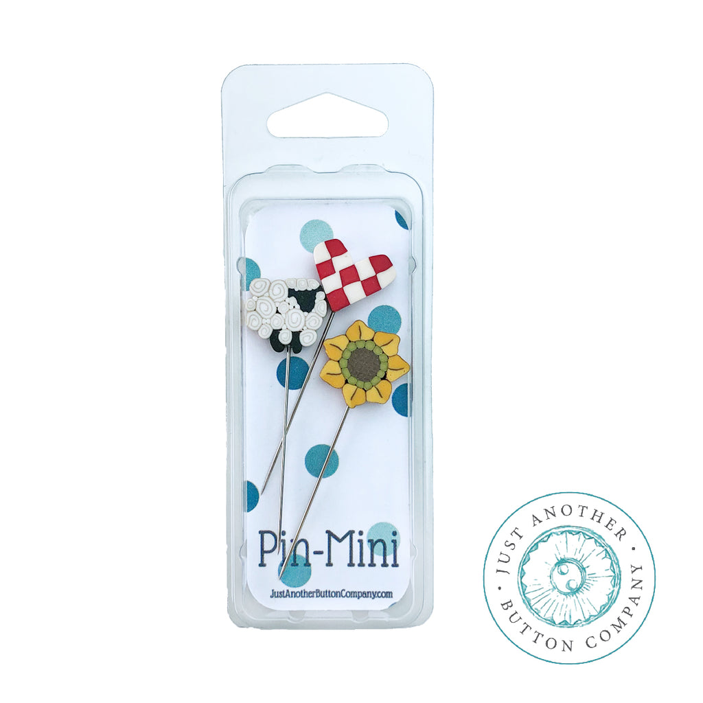 Pin-Mini: On the Farm