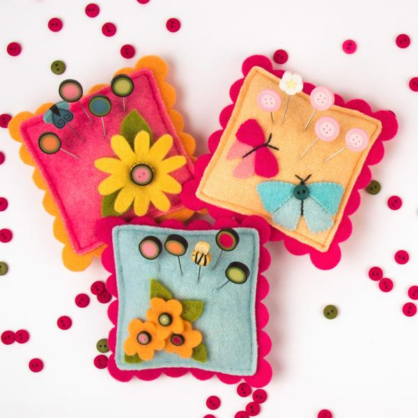 JABC - Pincushion Patterns - Bloom and Grow