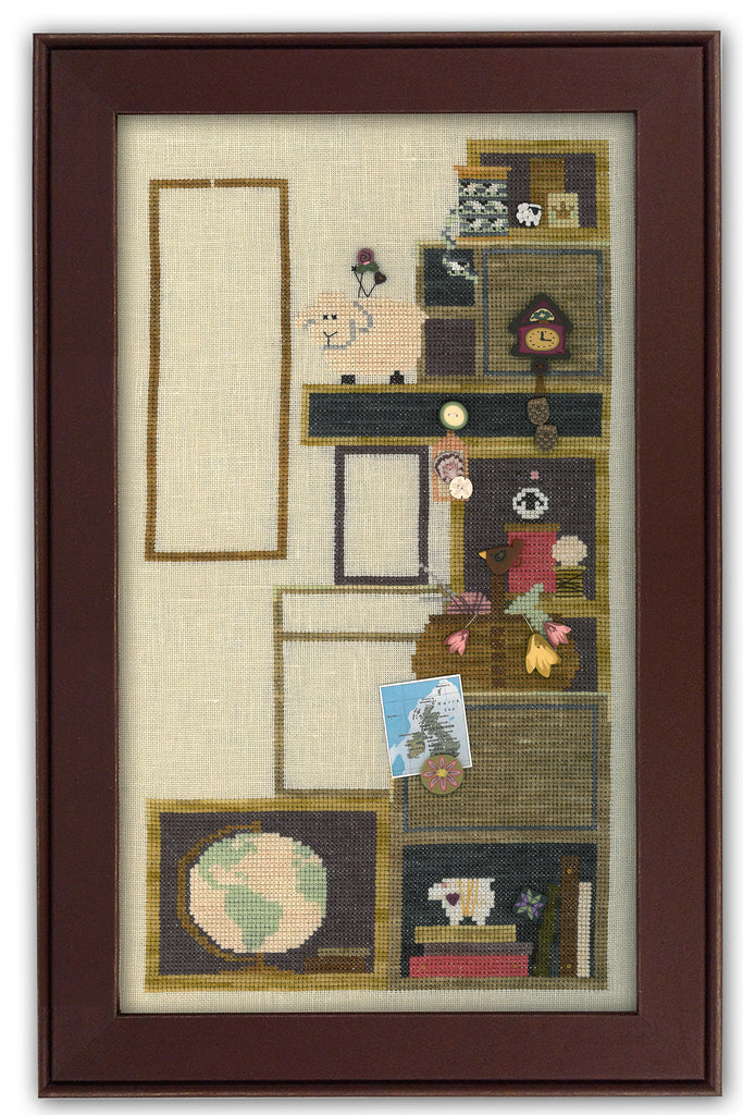 JABC - Cross Stitch Patterns - Tuffet's Cupboard