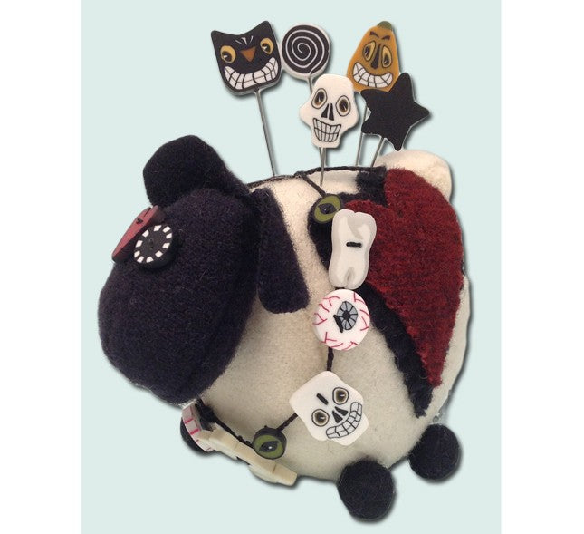 JABC - Pincushion Kit - Ewe Look Fabulous for Ghouling