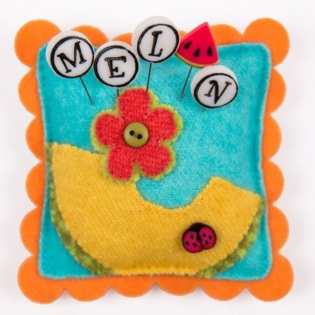 JABC - Pincushion Kit - Tropical Melon