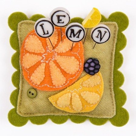 JABC - Pincushion Kit - Citrus Splash