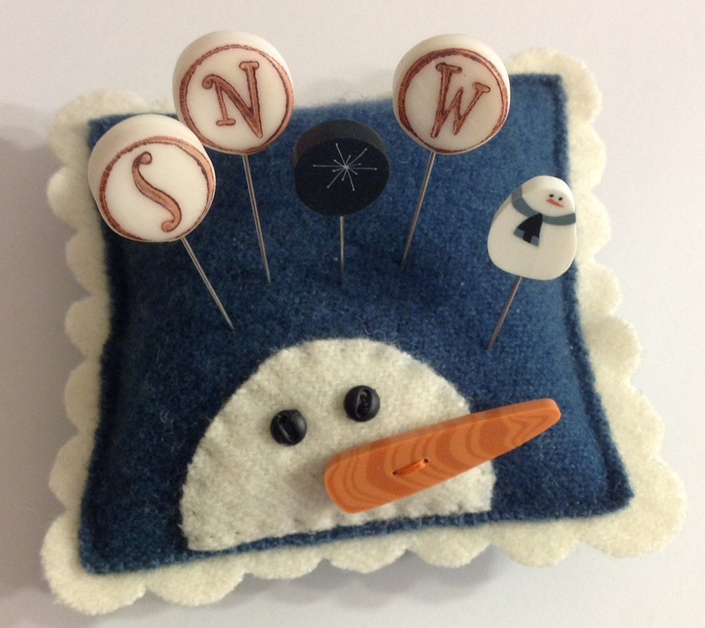 Snowfriend Slider Kit (includes free pattern)