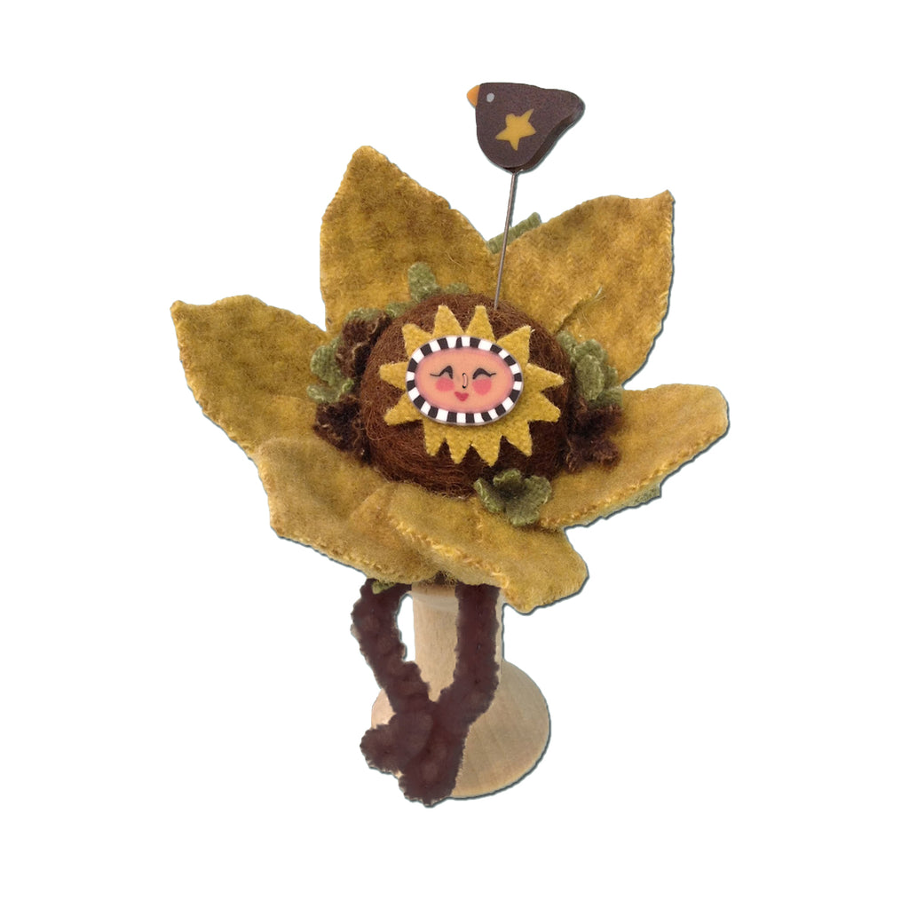 JABC - Pincushion Kit - Sunflower Pixie