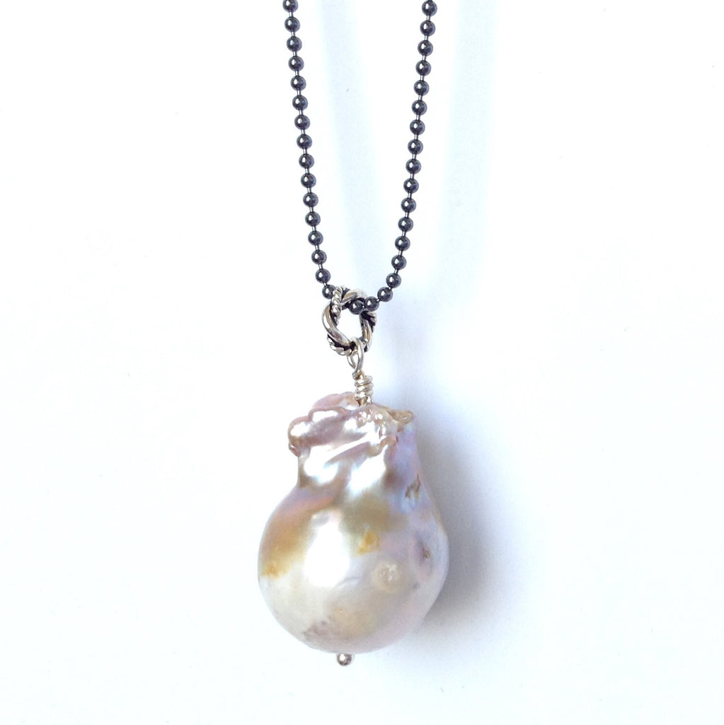 Solid Design Studios Ultra Baroque Pearl Necklace