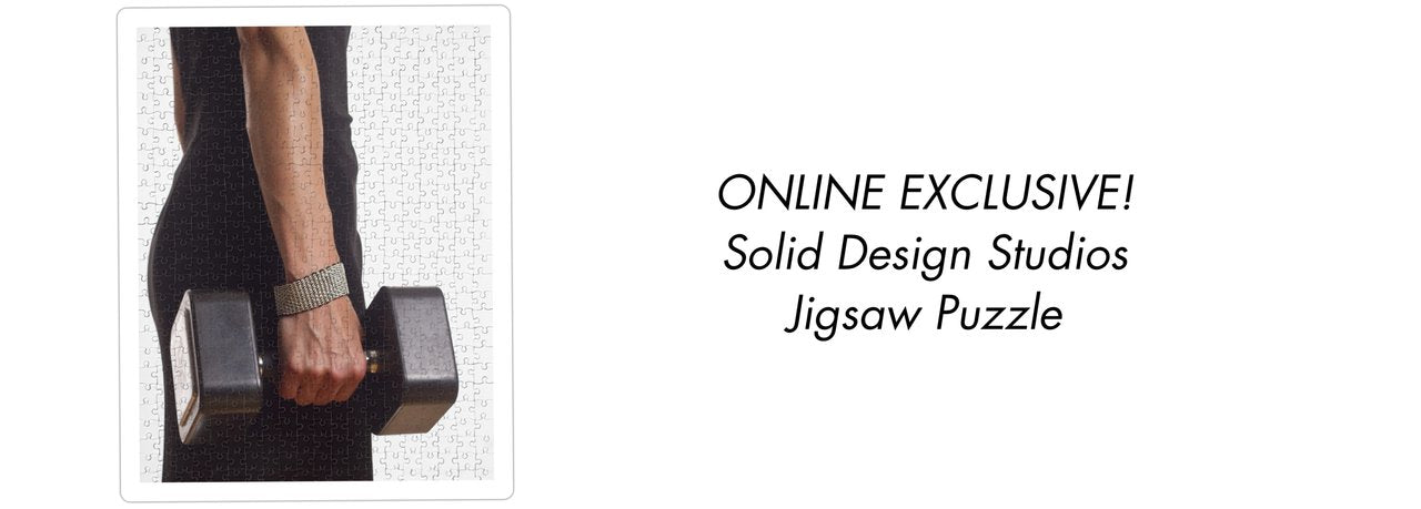 Solid Design Studios Jigsaw Puzzle