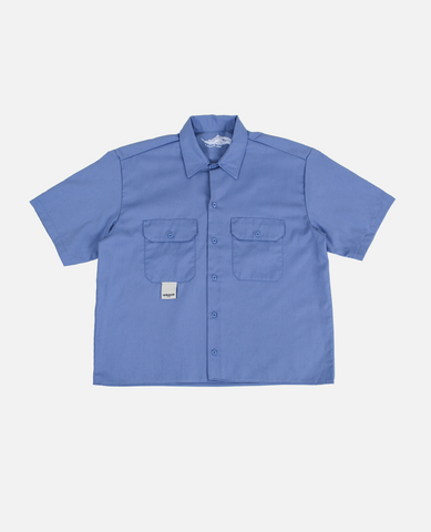 (Re)Workshirt - Gulf Blue