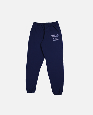 Cover Page Sweatpant - Navy