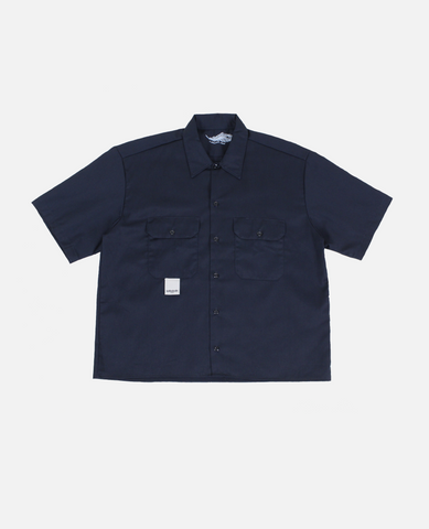 (Re)Workshirt - Navy
