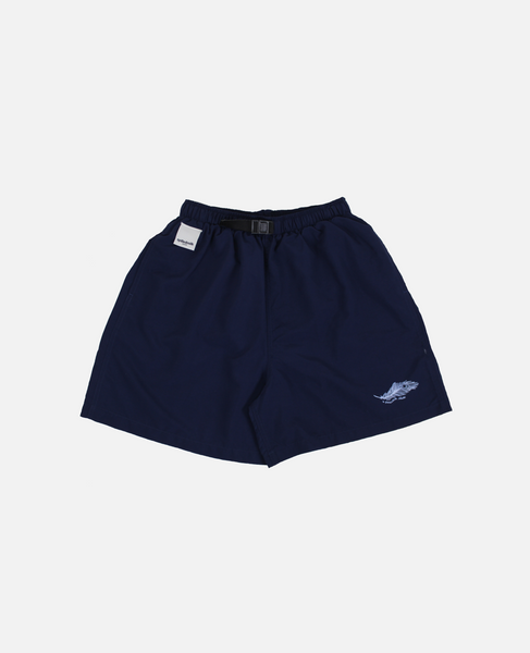 Feather Tuck Short