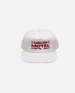 ONE NIGHT ONLY HAT (WHITE)