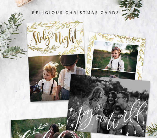 NEW Christmas Photo Cards!