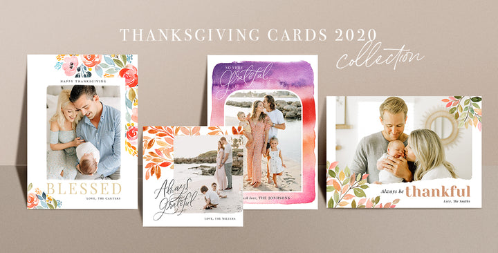 Free Thanksgiving Card 2020 Collection