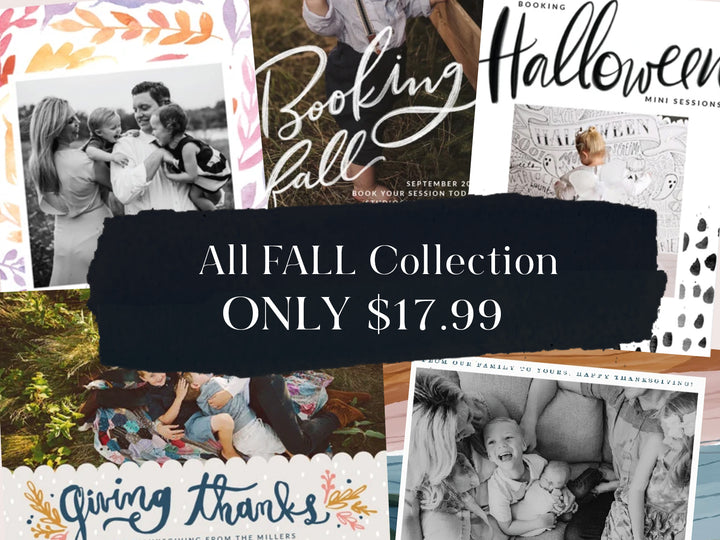 All Fall Collection