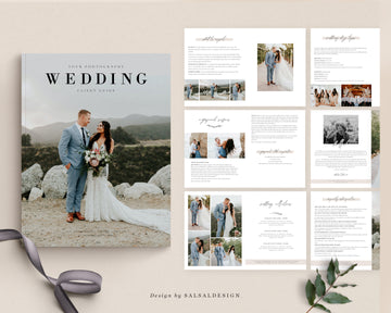 Wedding Marketing Magazine | Neutral Elegance