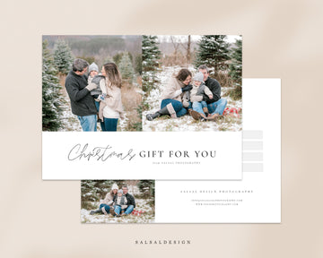Photography Gift Certificate - Special gifts