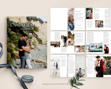 Engagement Marketing Magazine | Clean Style II