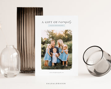 Photography Gift Certificate - All together