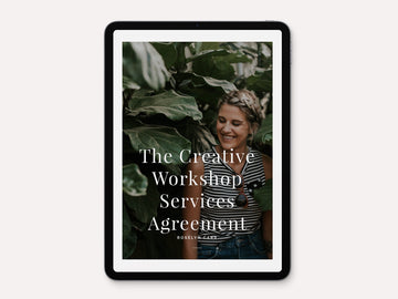 Creative Workshop Agreement